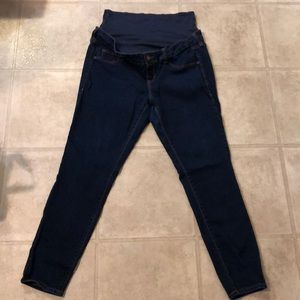 Old Navy Rockstar Maternity Jeans